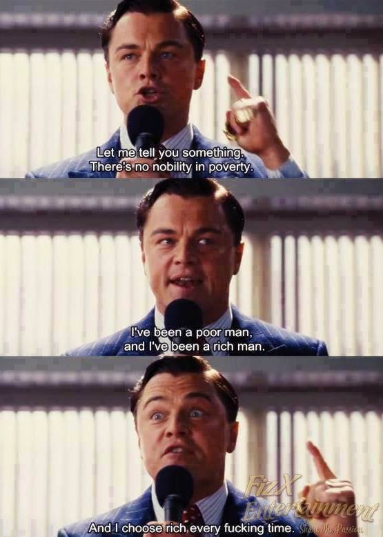 Wise Words Of Leonardo Di Caprio