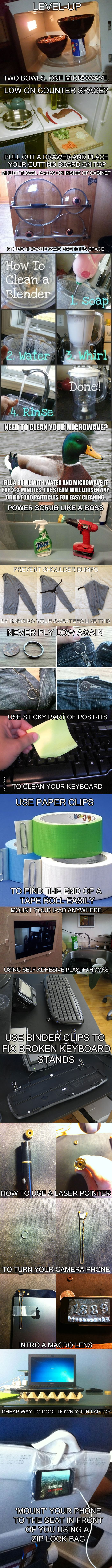 Brilliant Life Hacks