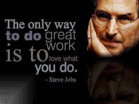 golden words of steve jobs
