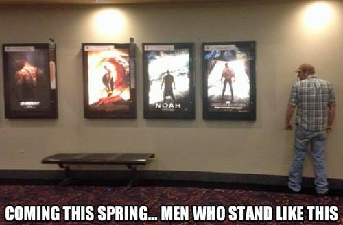 Men Who Stand