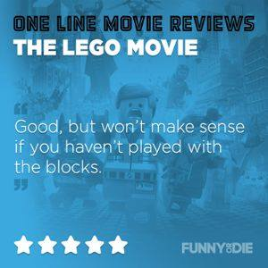 One Line Movie Reviews