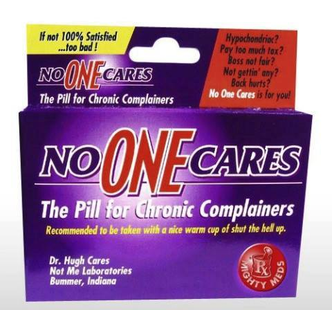 pills for complainers, funny pics