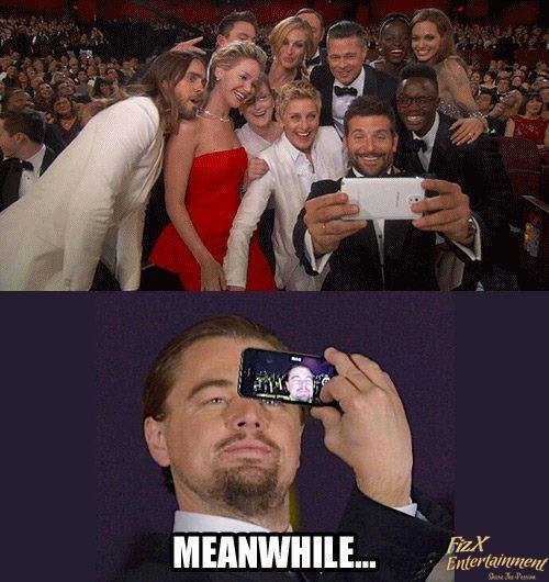 Meanwhile In The Oscars