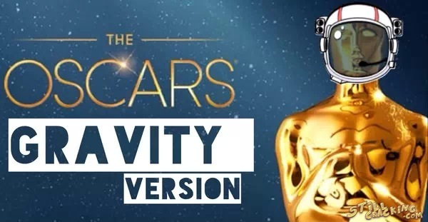 Oscars Gravity Edition