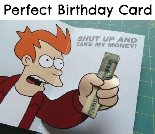 funny birthday card, lol pics