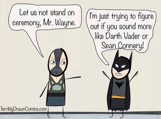 batman humor