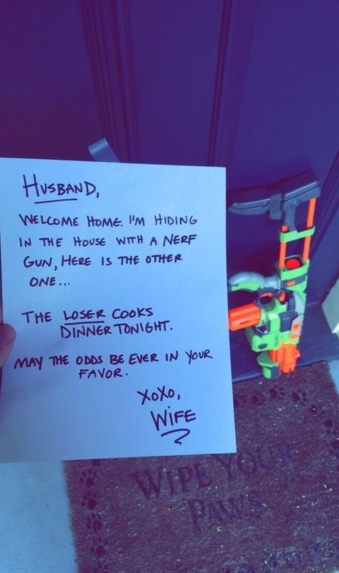 funny pics, lol pics, awesome wife