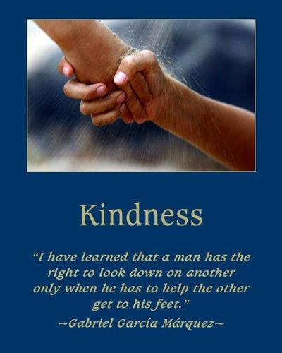 kindness, inspirational quotes