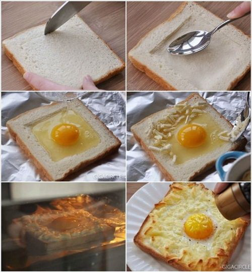 breakfast ideas, food