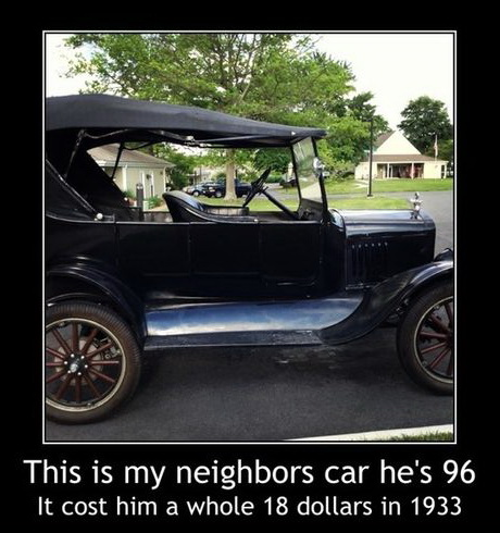 funny pics, old cars