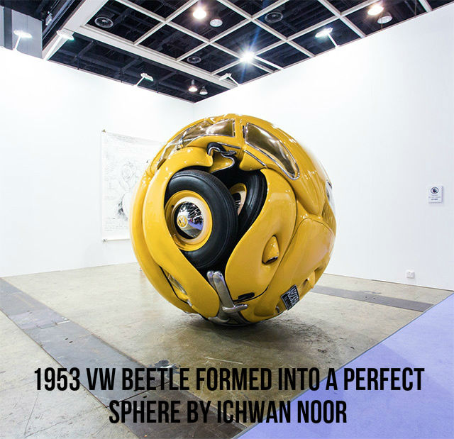 art, The Beetle Sphere