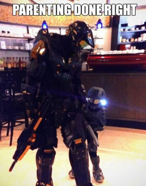 right parenting, cosplay ideas,