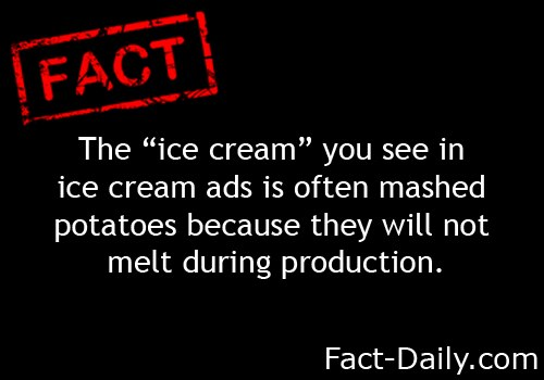 interesting facts, did you know