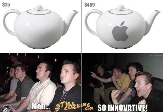 apple humor