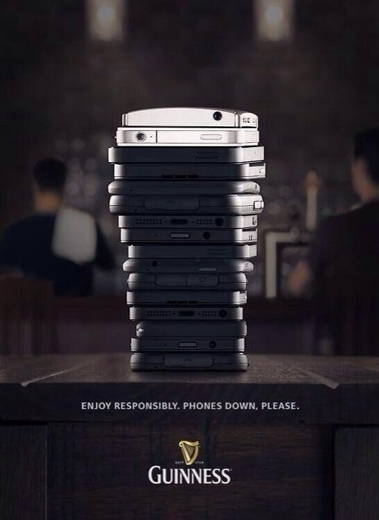 creative ads, funny pics, guinness commercial
