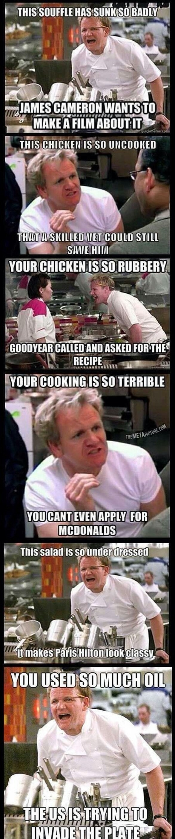gordon ramsey humor
