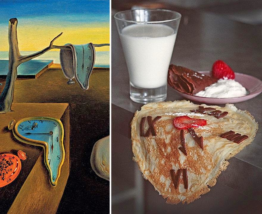 Dali, food, breakfast ideas,