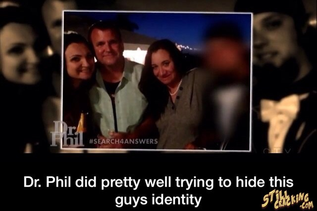 Way To Go Dr.Phil