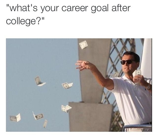 future plans after college