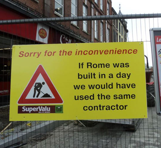 funny pics, lol pics, construction humor