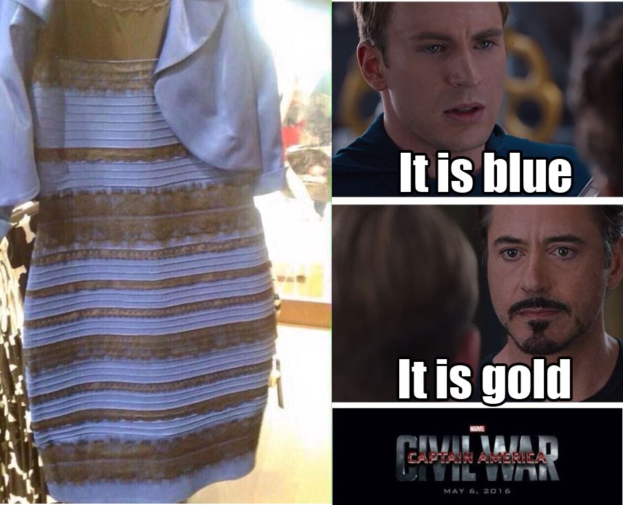 marvel humor, thedress, lol pics