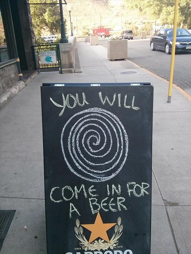 funny signs, lol pics, beer humor