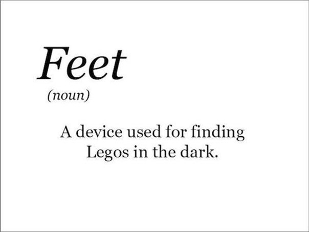 funny definitions, lego humor
