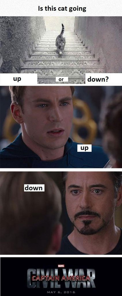 funny pics, lol pics, Marvel, captain America civil war humor
