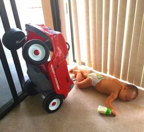 funny pics, cute kids, cute, don't drink and drive,