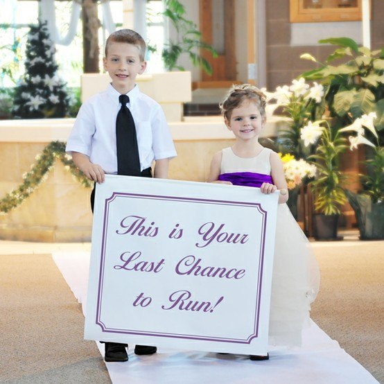 funny pics, lol pics, funny signs, wedding humor