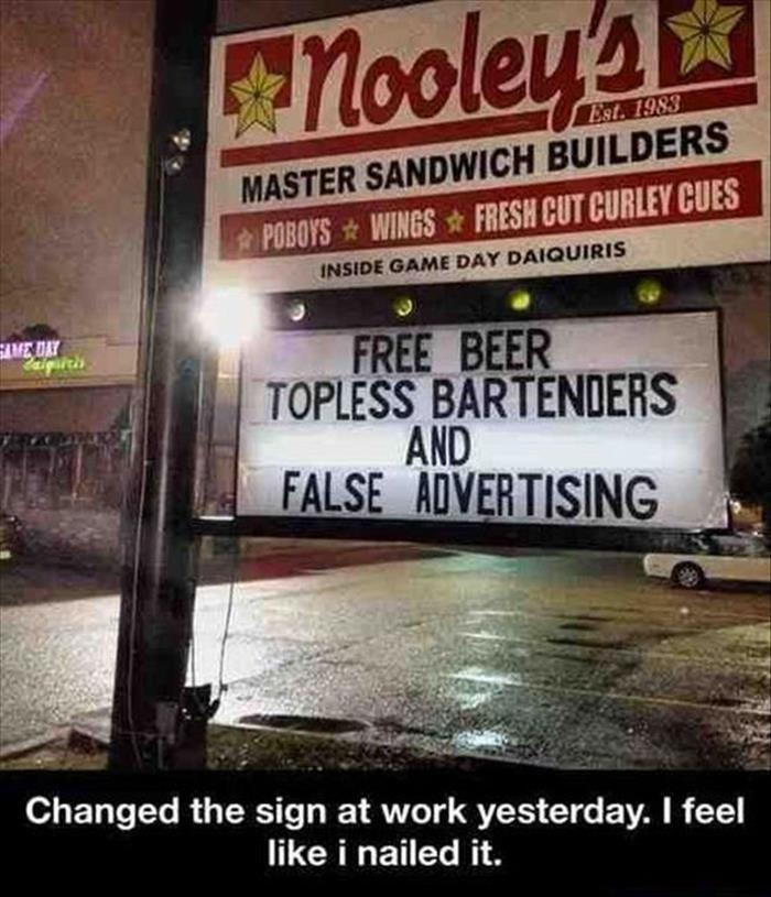 funny ads, lol pics, funny signs