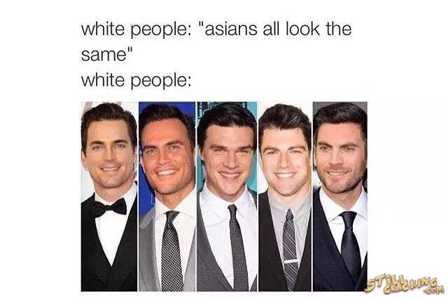all white men are the same