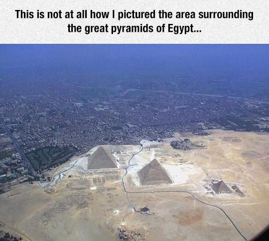 egypt from air
