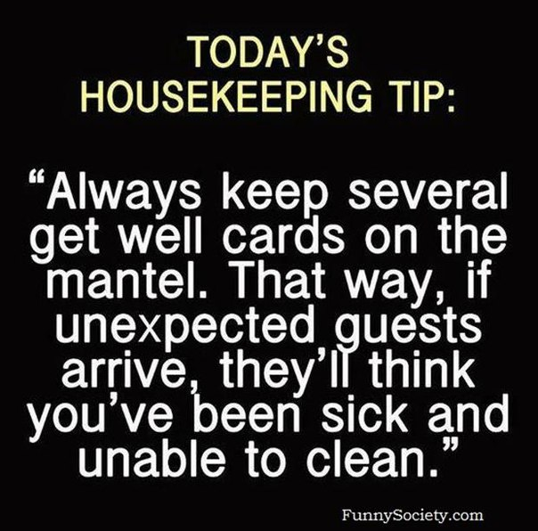 funny tips, housekeeping, lol