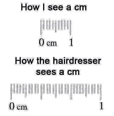 funny pics, lol pics, hairdressers humor
