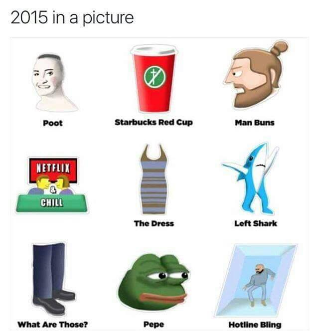 2015 In One Picture