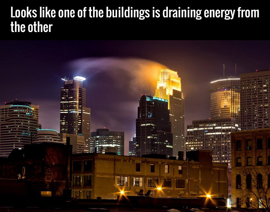 funny pics, lol pics, supernatural buildings