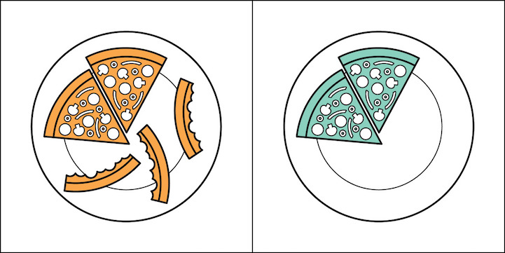 Clever Illustrations Showing The 'Two Kinds of People'