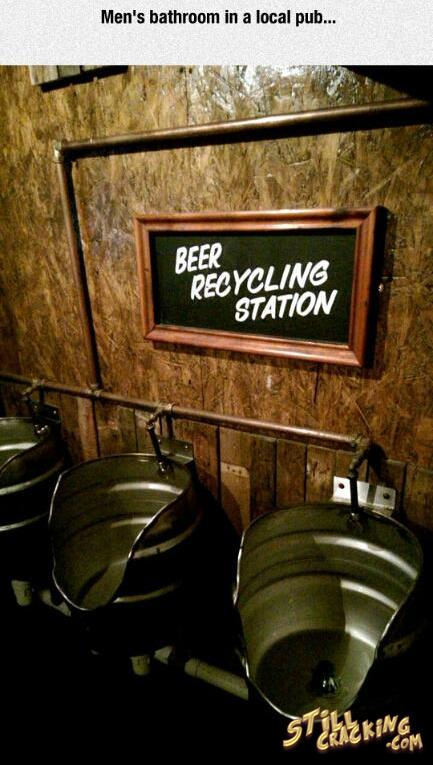 beer recycling