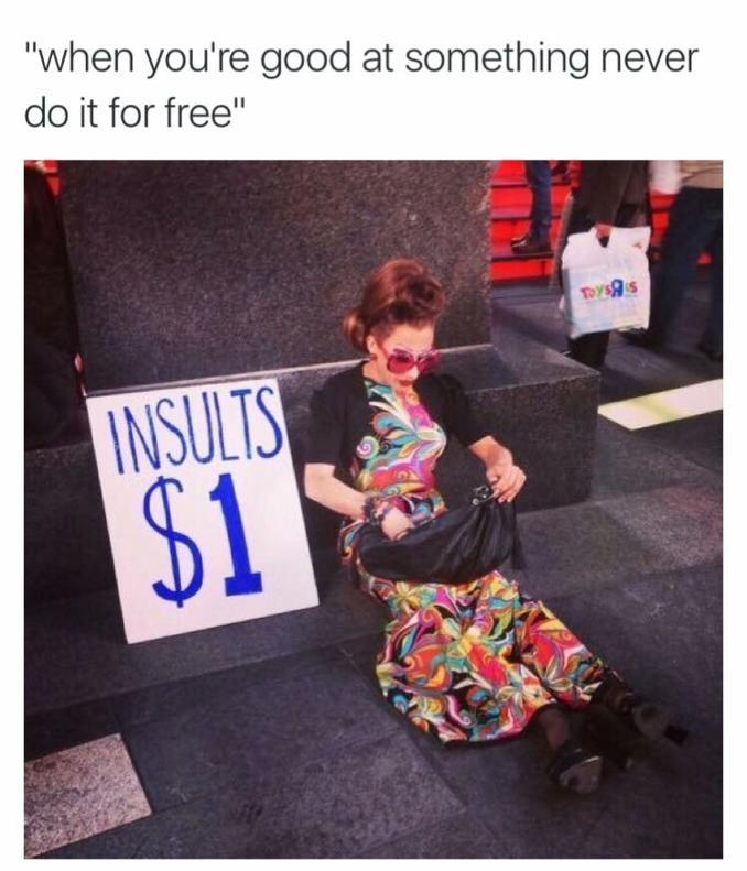 free insults