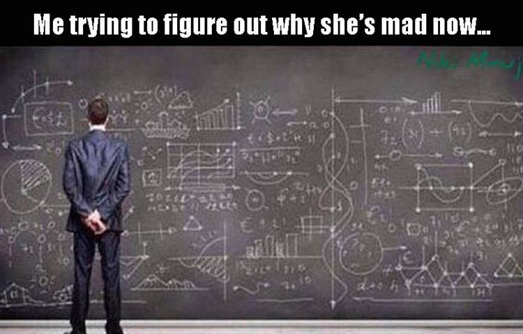 funny pics, lol pics, women humor, why she is mad
