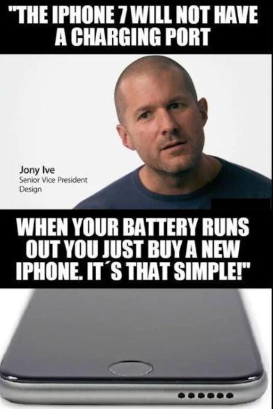 iphone 7 humor