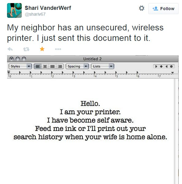 funny pics, lol, pranks, awesome pranks, printer humor