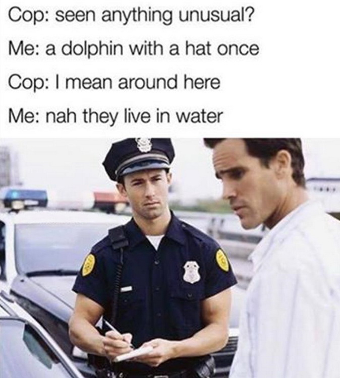 funny pics, lol pics, cops jokes, joking,