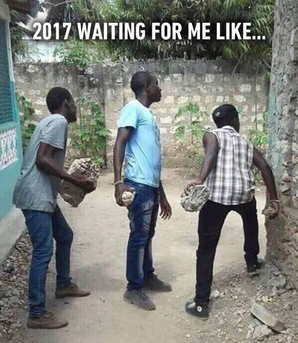 2017 is coming