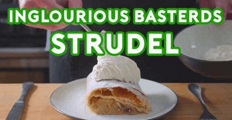 Strudel From Inglorious Basterds