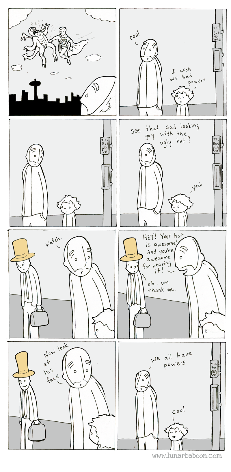 funny comics, lol, superheroes, powers, we all have powers