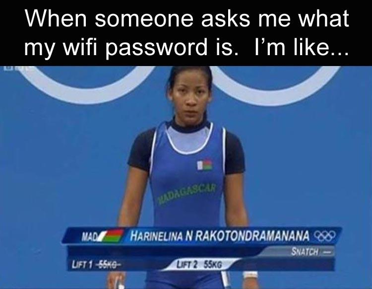 funny pics, lol pics, wifi humor, password jokes