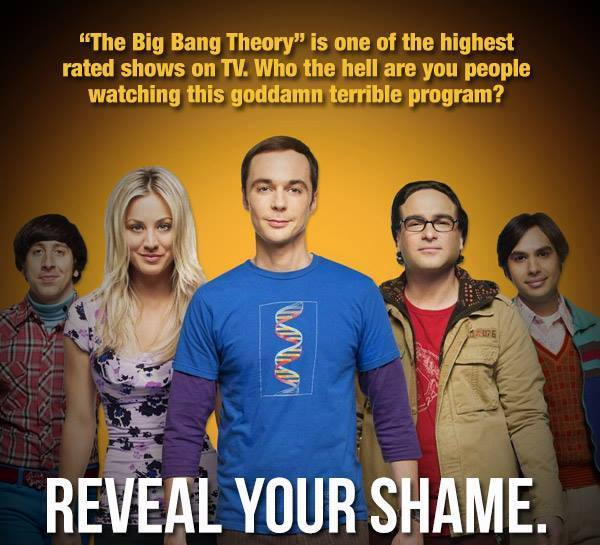 Remove term: The Big Bang Theory The Big Bang Theory