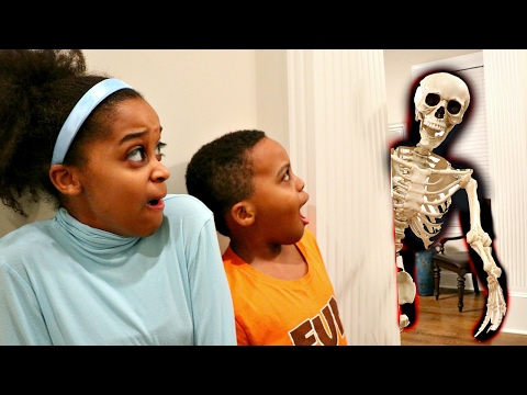 HAUNTED SKELETON ATTACKS